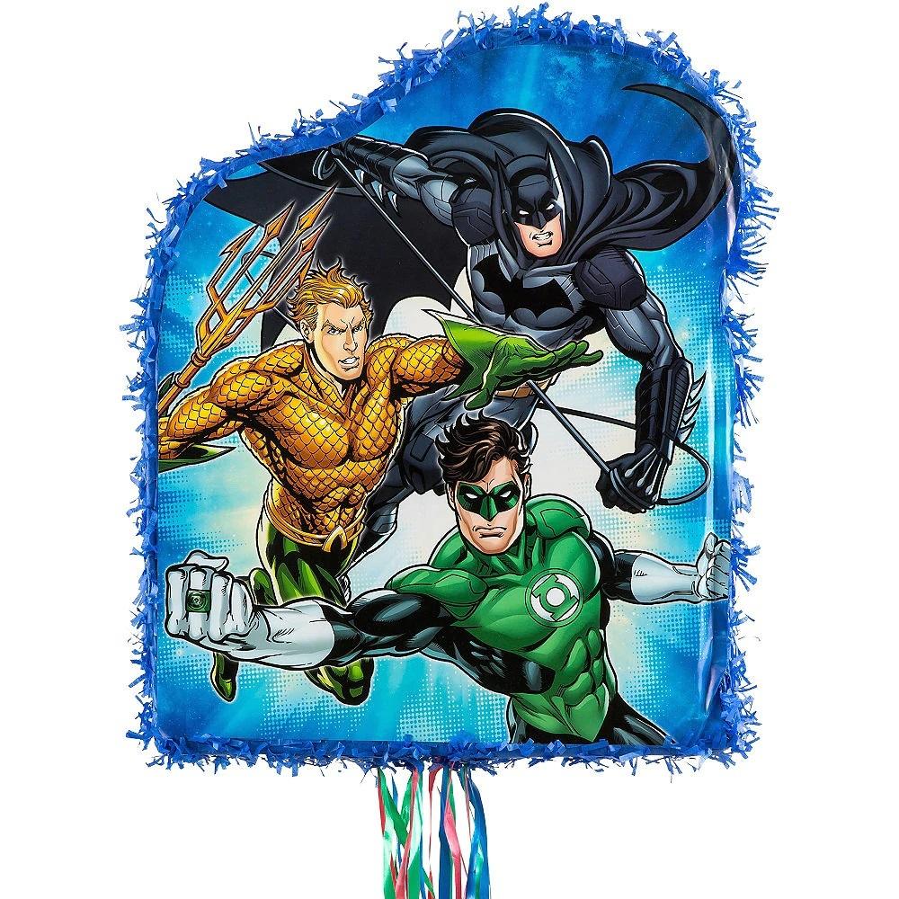 Justice League Pull String Pinata
