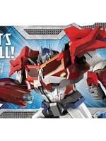 Transformers Postcard Invitations - 8ct