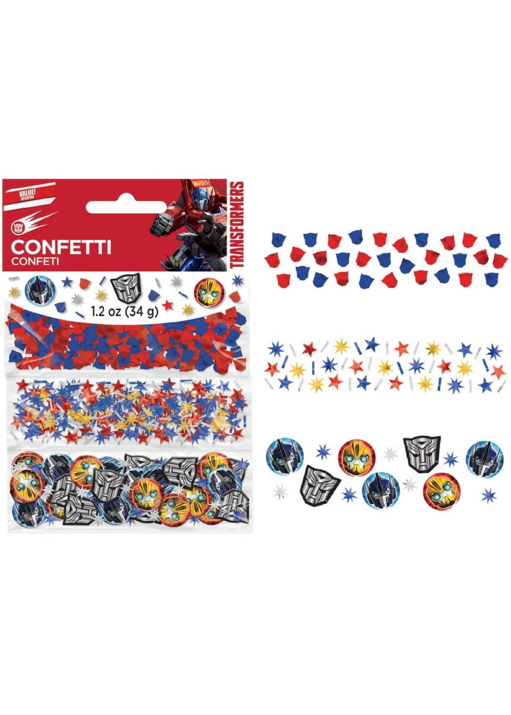 Transformers Confetti Pack