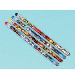 Transformers Pencils - 12ct