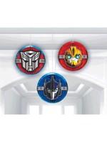 Transformers Honeycomb Decorations - 3ct