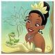 Disney Princess Tiana Lunch Napkins 16ct