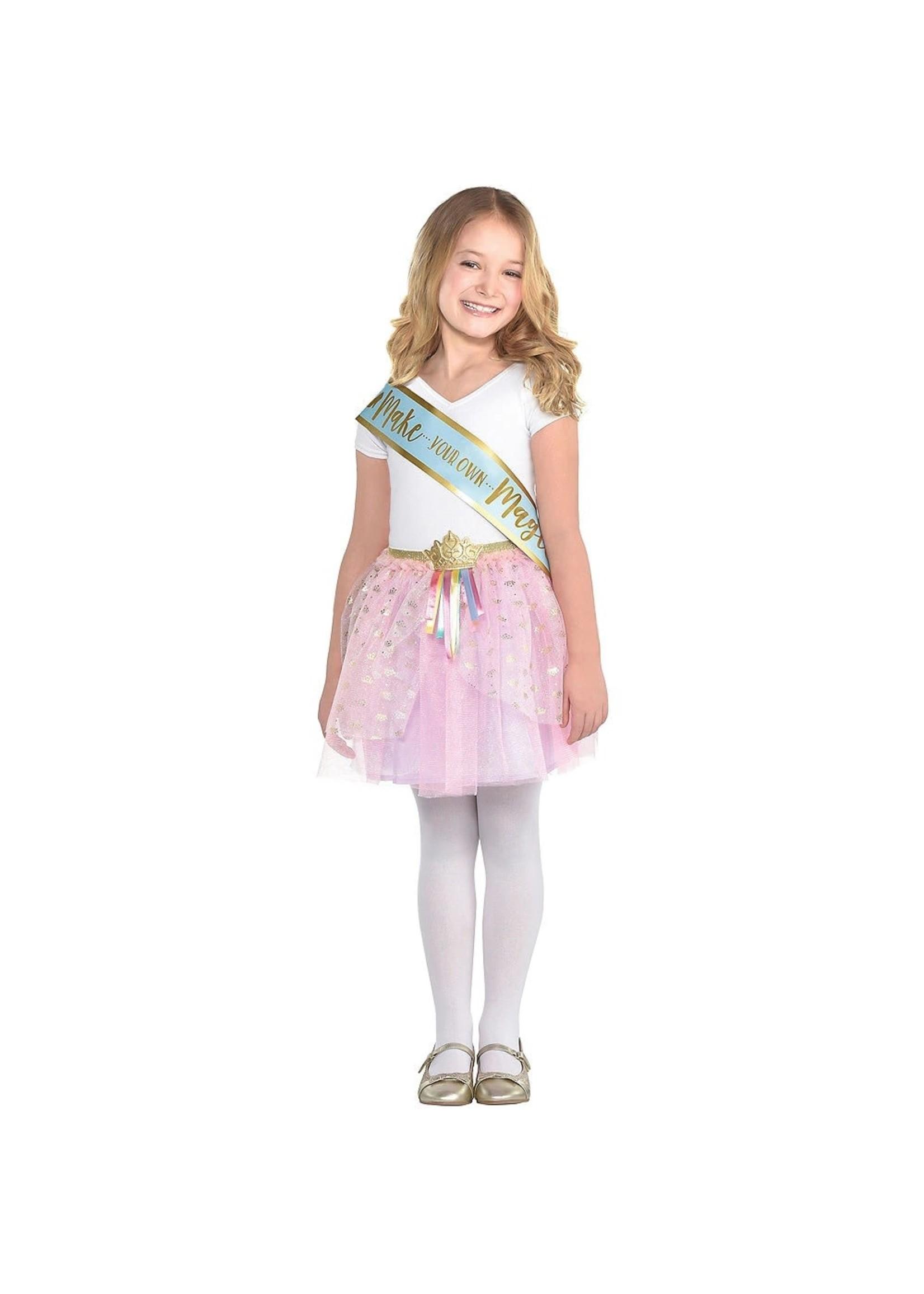 Disney Princess Once Upon a Time Sashes - 8ct