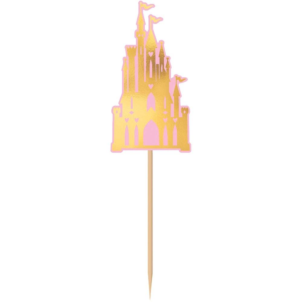 Glitter Disney Princess Once Upon a Time Cupcake Kit