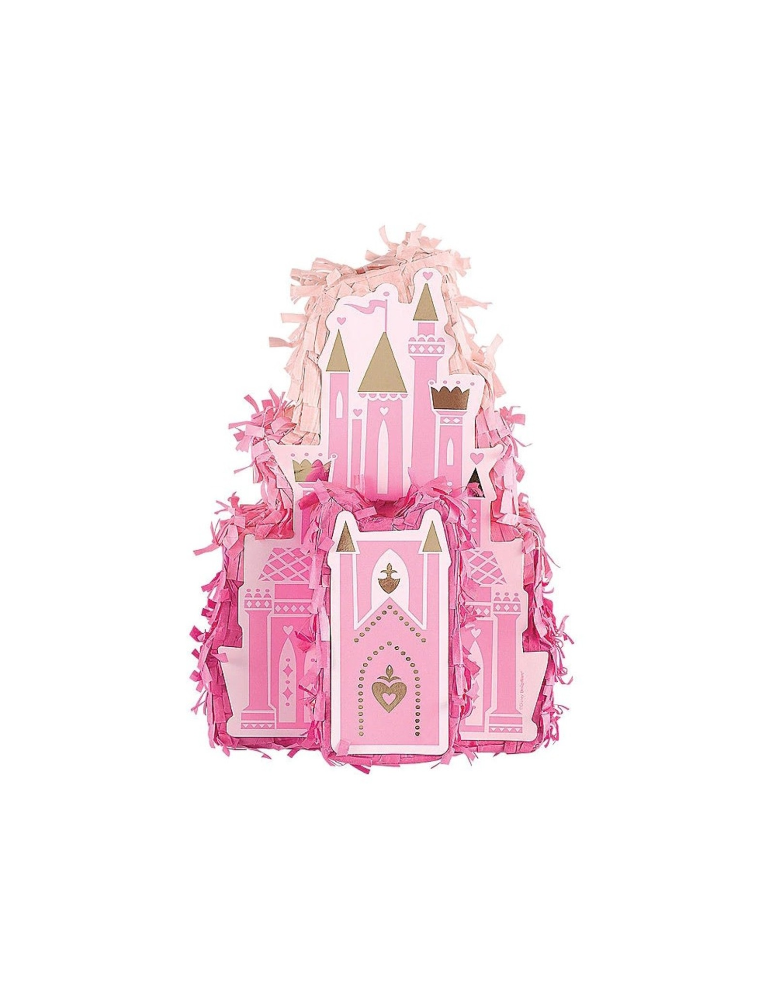 Mini Disney Princess Once Upon a Time Castle Pinata Decoration