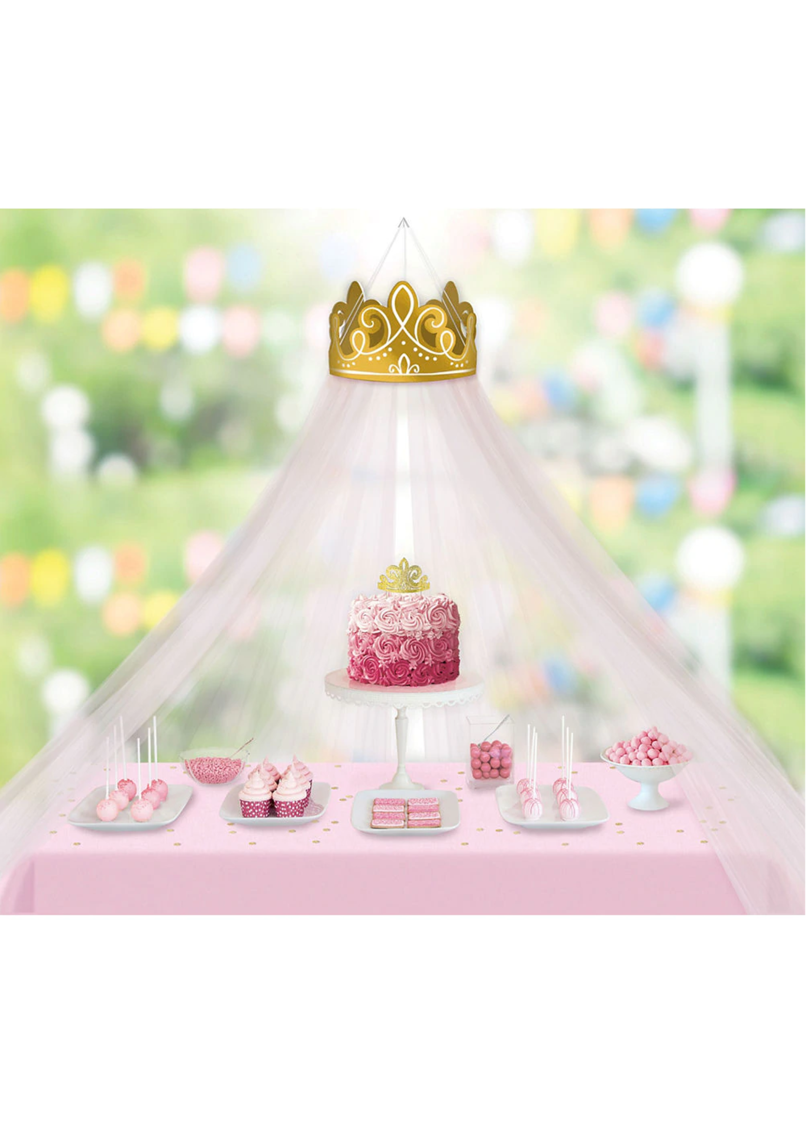 Disney Princess Once Upon a Time Canopy Decoration