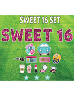 """Rental Yard Card """"Sweet 16"""" - Store Pick Up ONLY"""