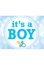 Its a Boy Yard Sign