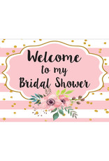Welcome To My Bridal Shower Yard Sign