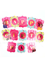 PRIME PARTY Golden Girls Jointed Birthday Banner Sign