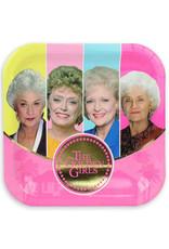 PRIME PARTY Golden Girls Dinner Plates (8 Pack)