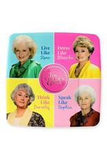 PRIME PARTY Golden Girls Dessert Plates (8 Pack)