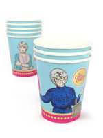 PRIME PARTY Golden Girls Cups (8 Pack)