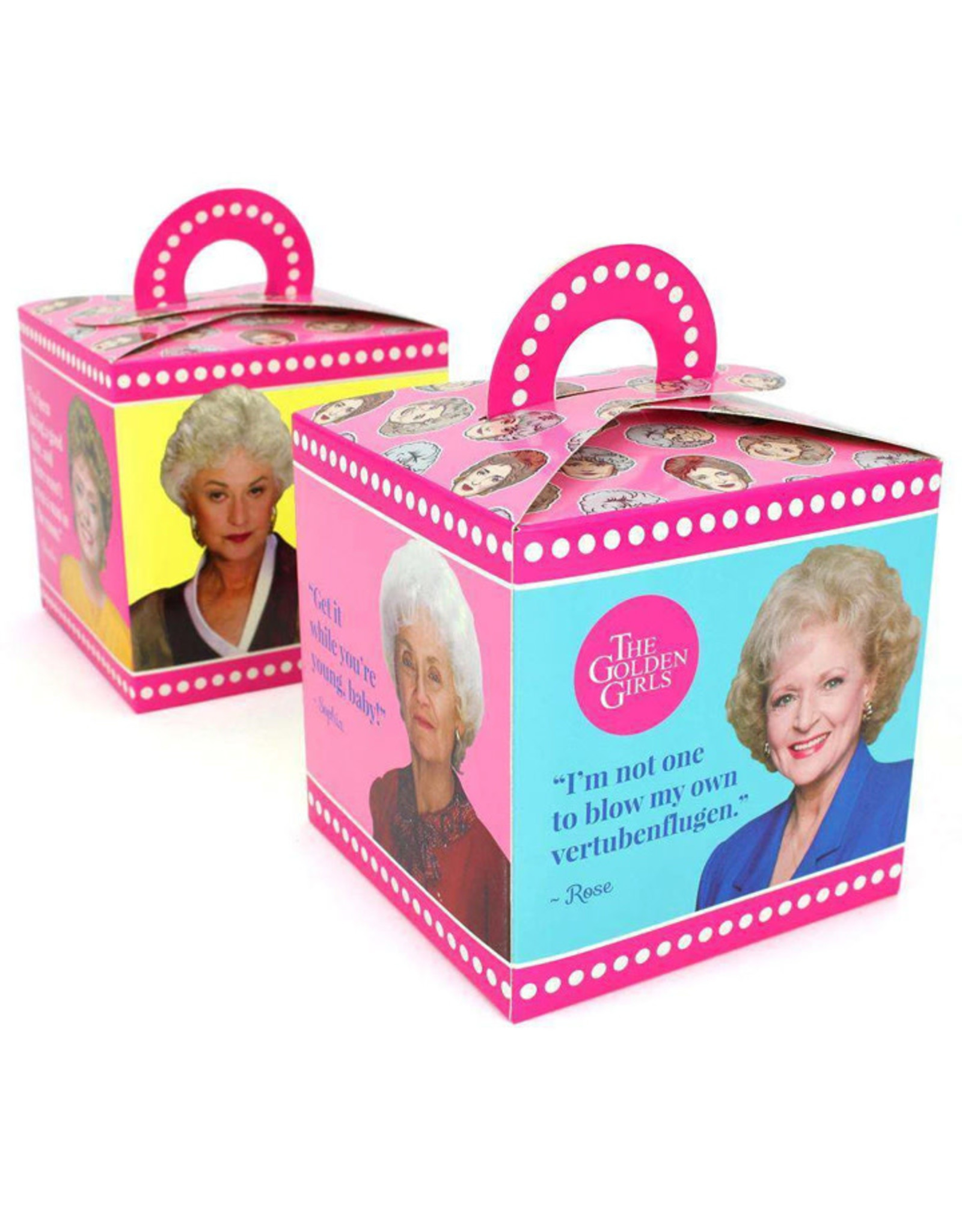 PRIME PARTY Golden Girls Favor Boxes (8 pack)