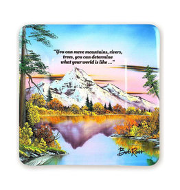 PRIME PARTY Bob Ross Classic Dessert Plates (8 Pack)
