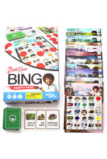 PRIME PARTY Bob Ross Deluxe Bingo Party Game