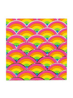 PRIME PARTY Rainbow Unicorn Luncheon Napkins (20 Pack)