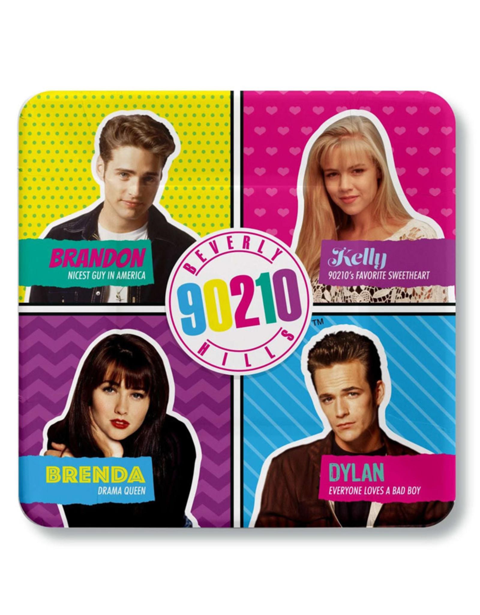 PRIME PARTY  90210 Dessert Plates (8 Pack)