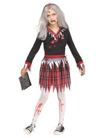 FUN WORLD Zombie School Girl - Girls