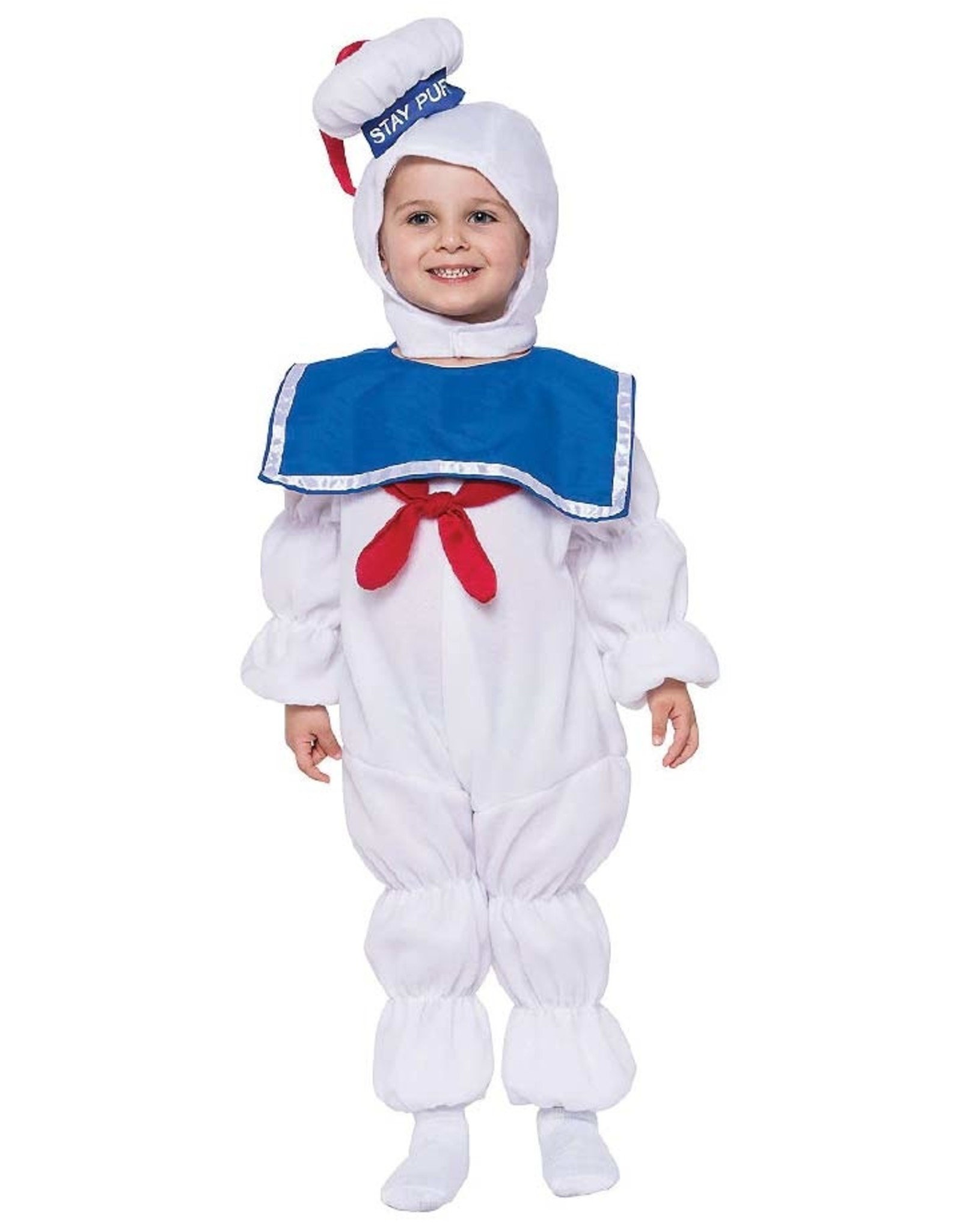 Stay-Puft Marshmallow Man Costume - Toddler