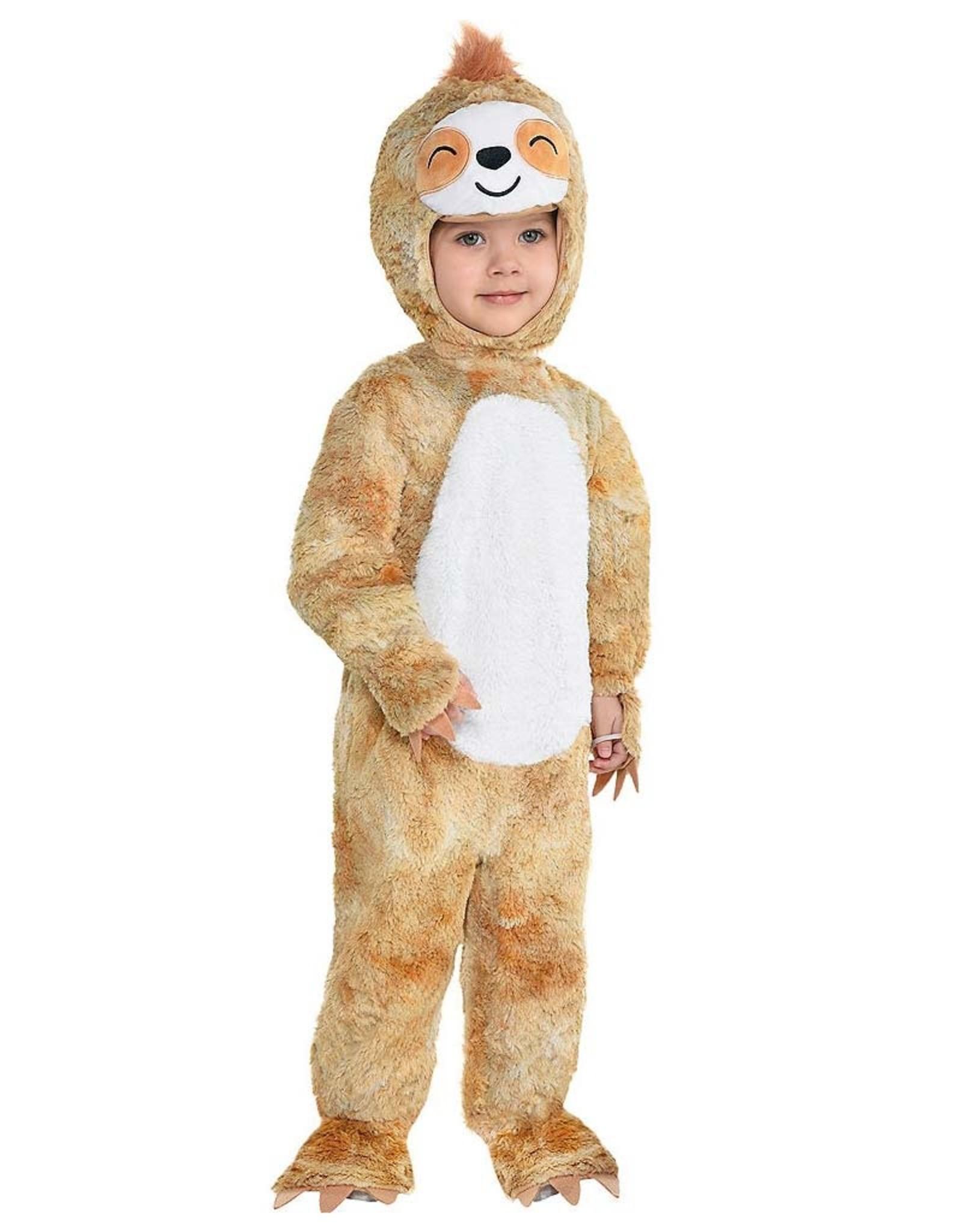Soft Cuddly Sloth - Infant
