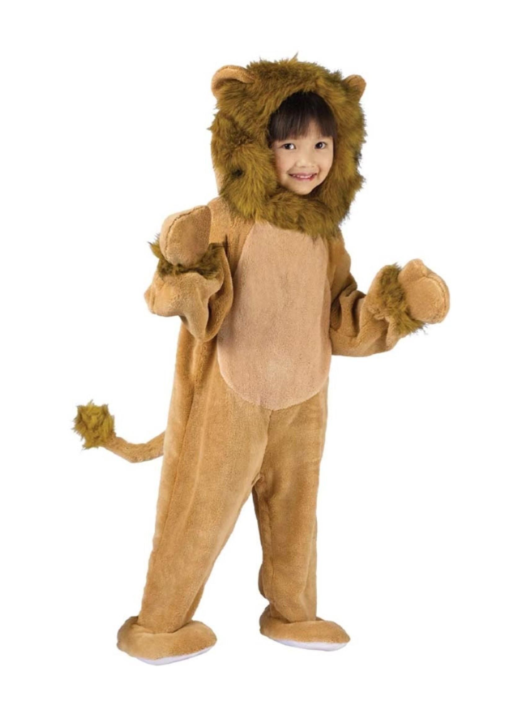 FUN WORLD Cuddly Lion - Toddler