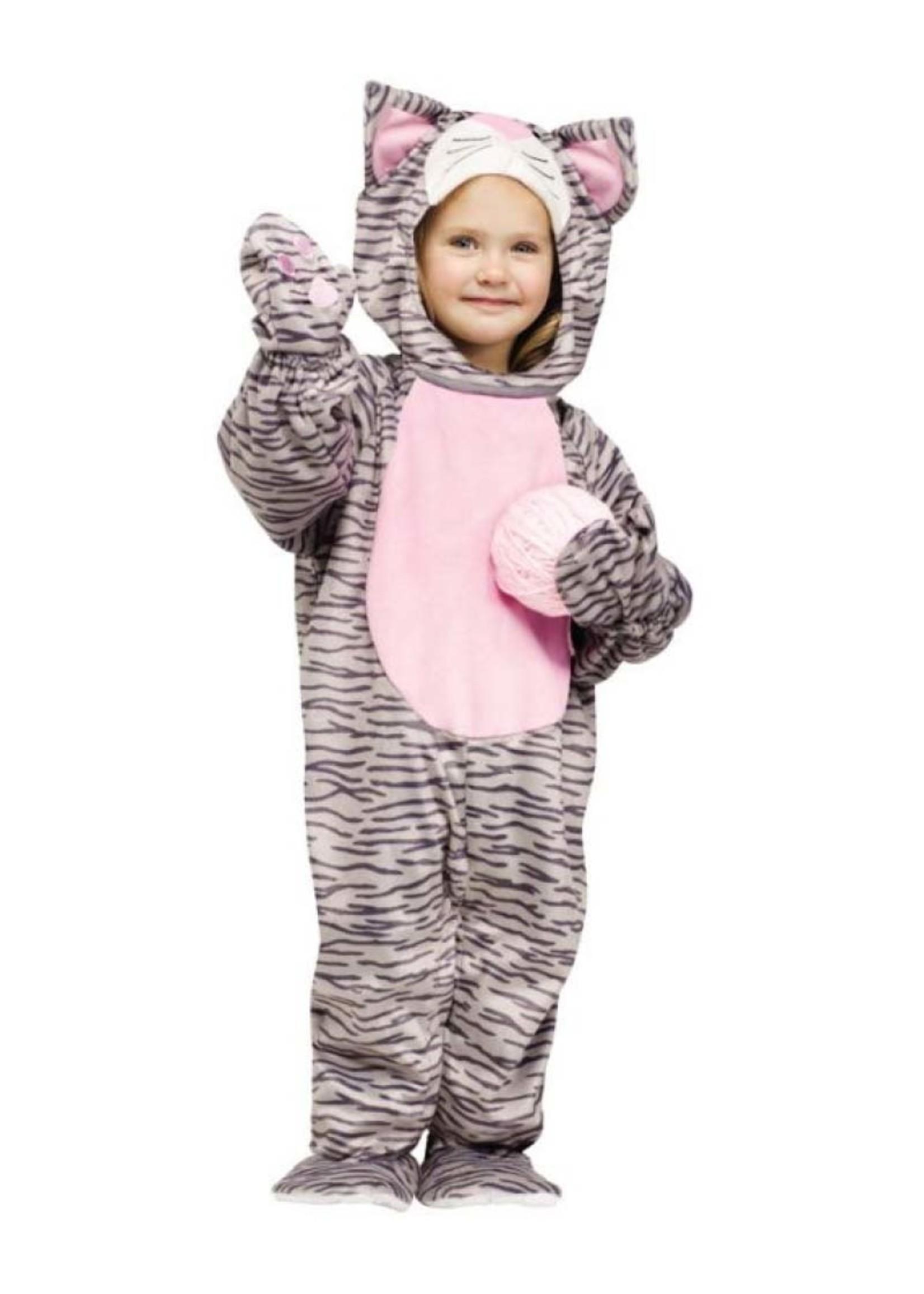 FUN WORLD Little Stripe Kitten - Toddler