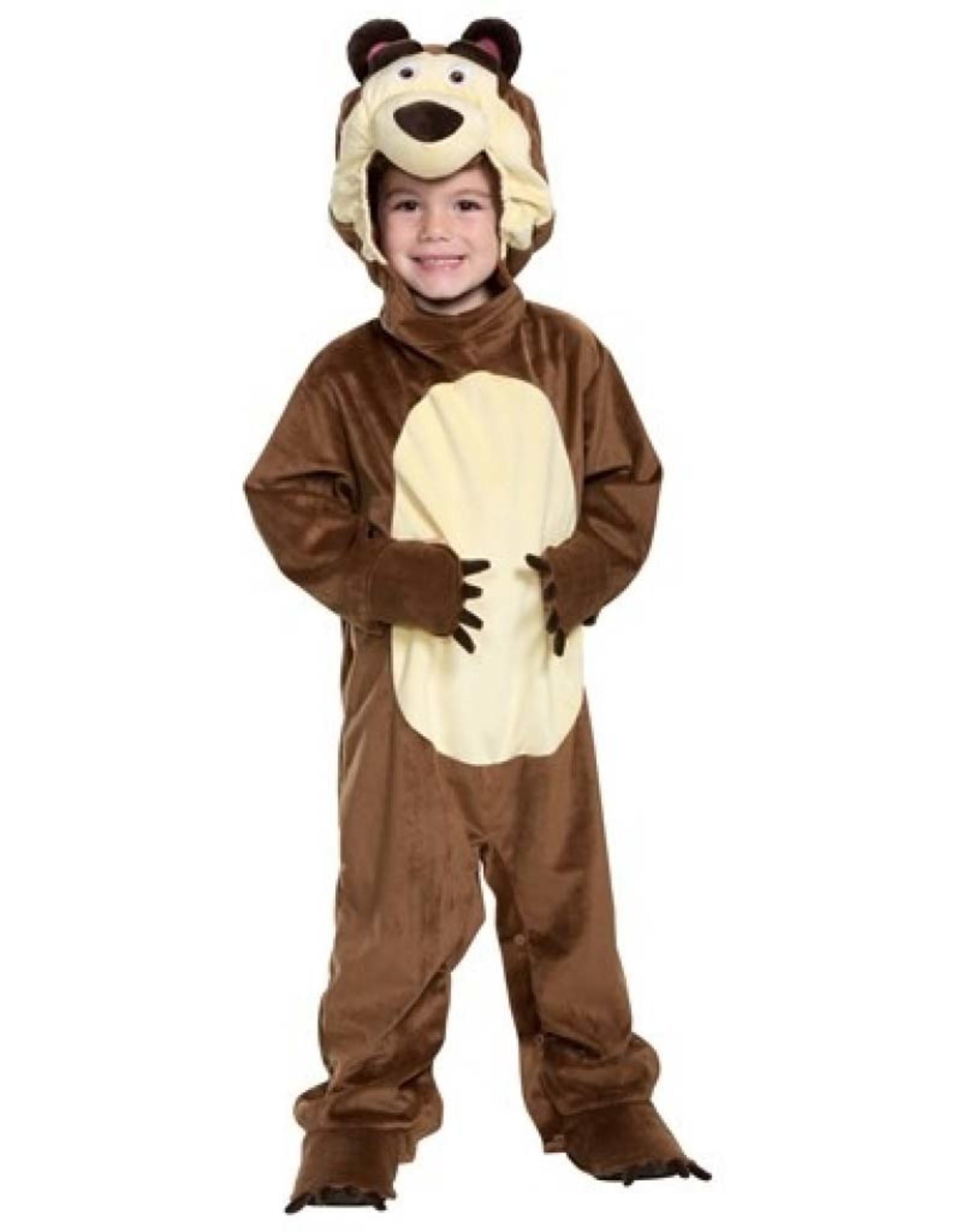 PALAMON Masha & The Bear (The Bear Costume) - Boys