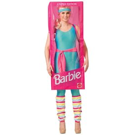 RASTA IMPOSTA PRODUCTS Barbie Doll Box - Humor