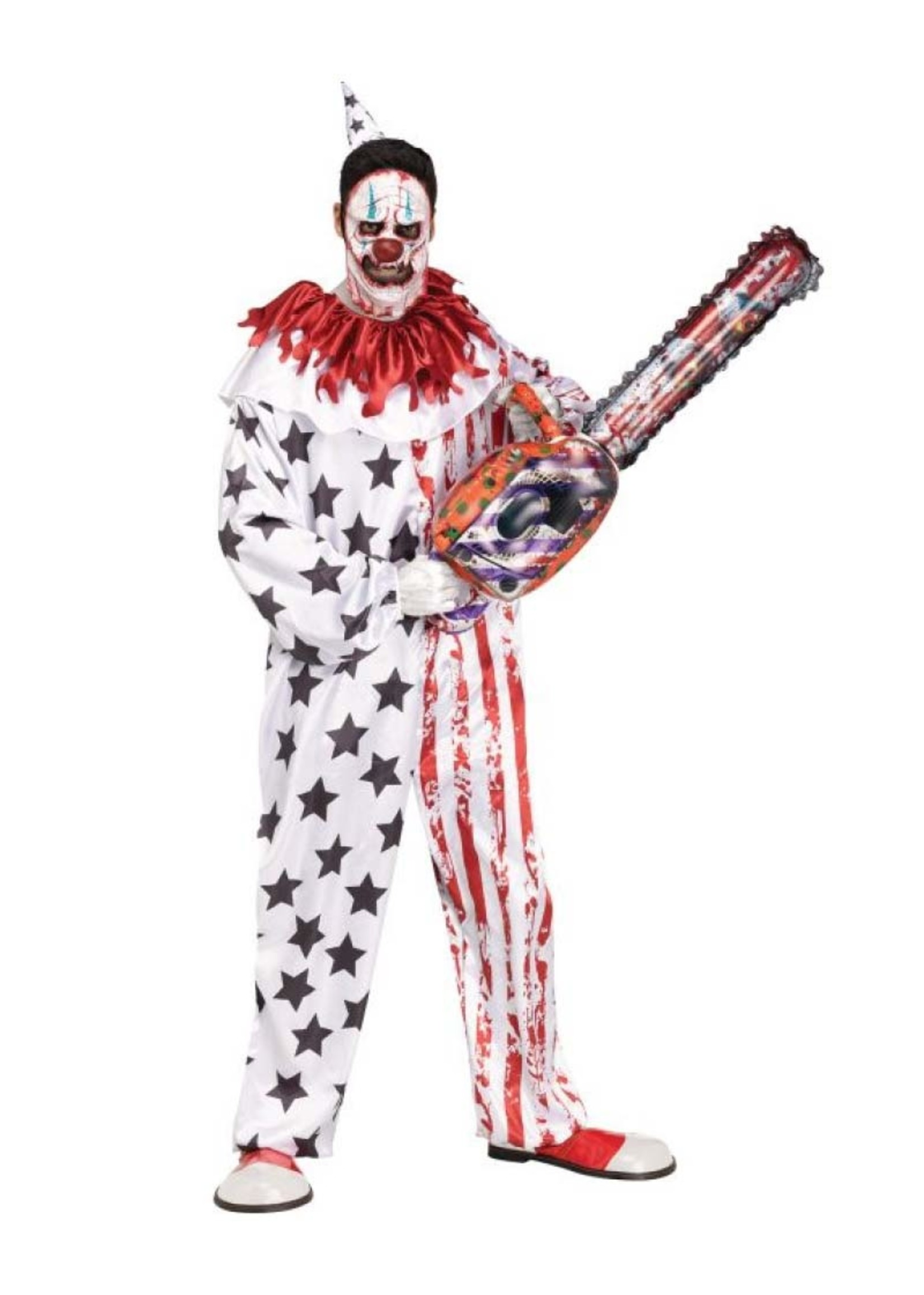 FUN WORLD Cutter the Clown - Men's