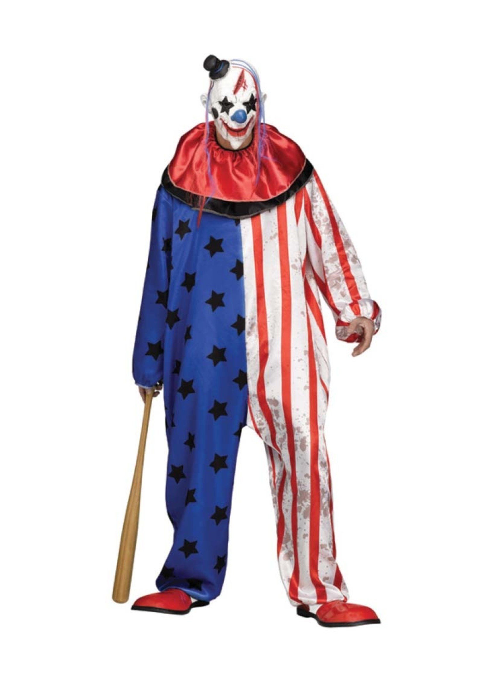 FUN WORLD Evil Clown - Men's