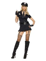 LEG AVENUE Dirty Cop - Women's