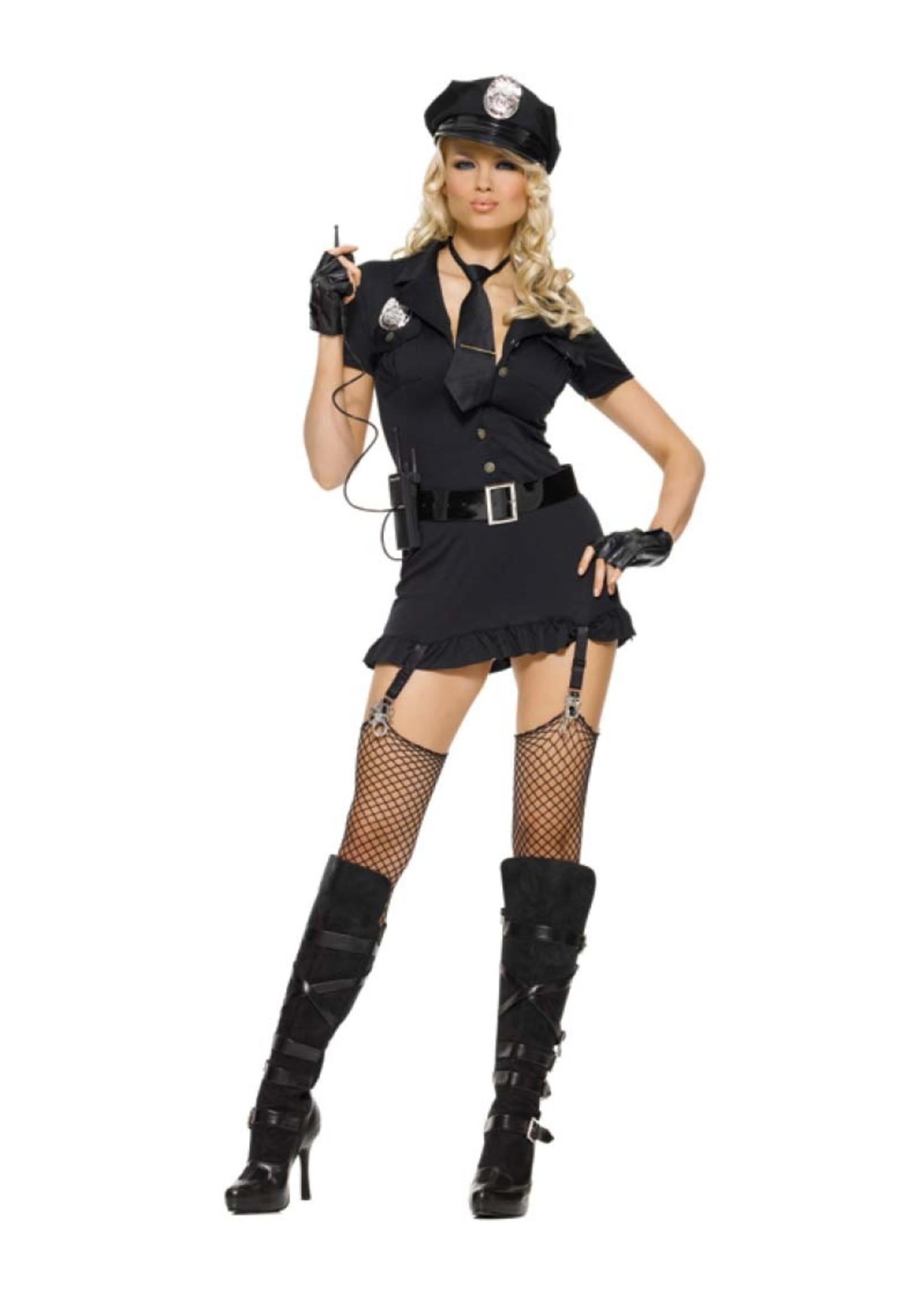LEG AVENUE Dirty Cop - Women's