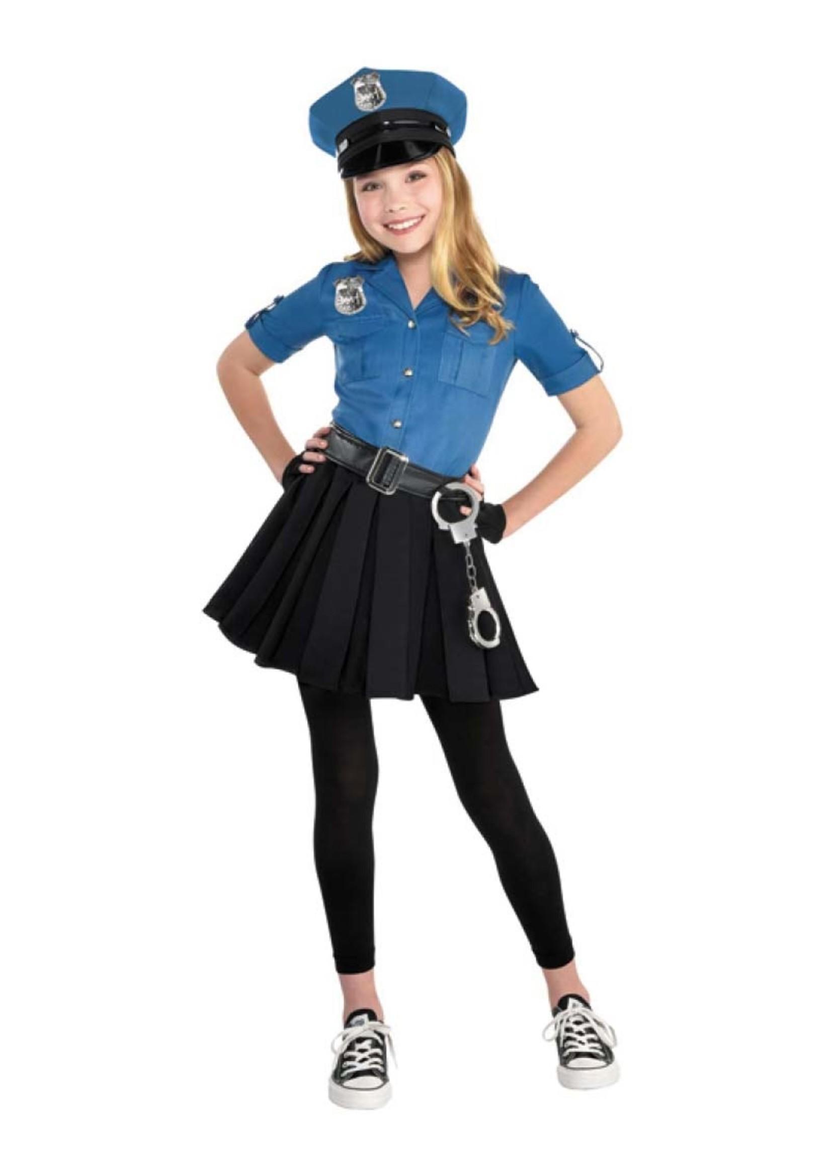Cop Cutie - Girls