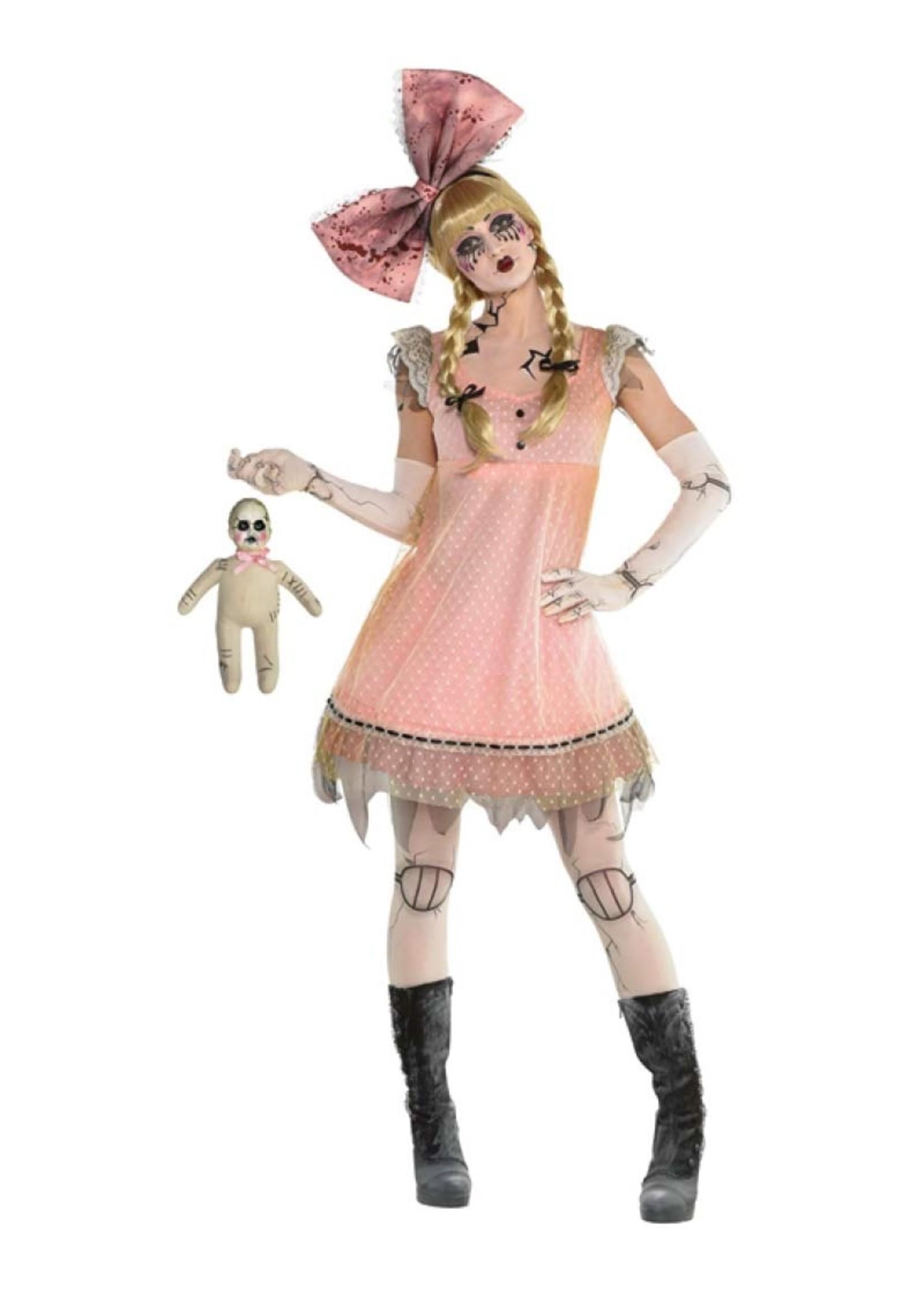Creepy Doll Dress - Women's