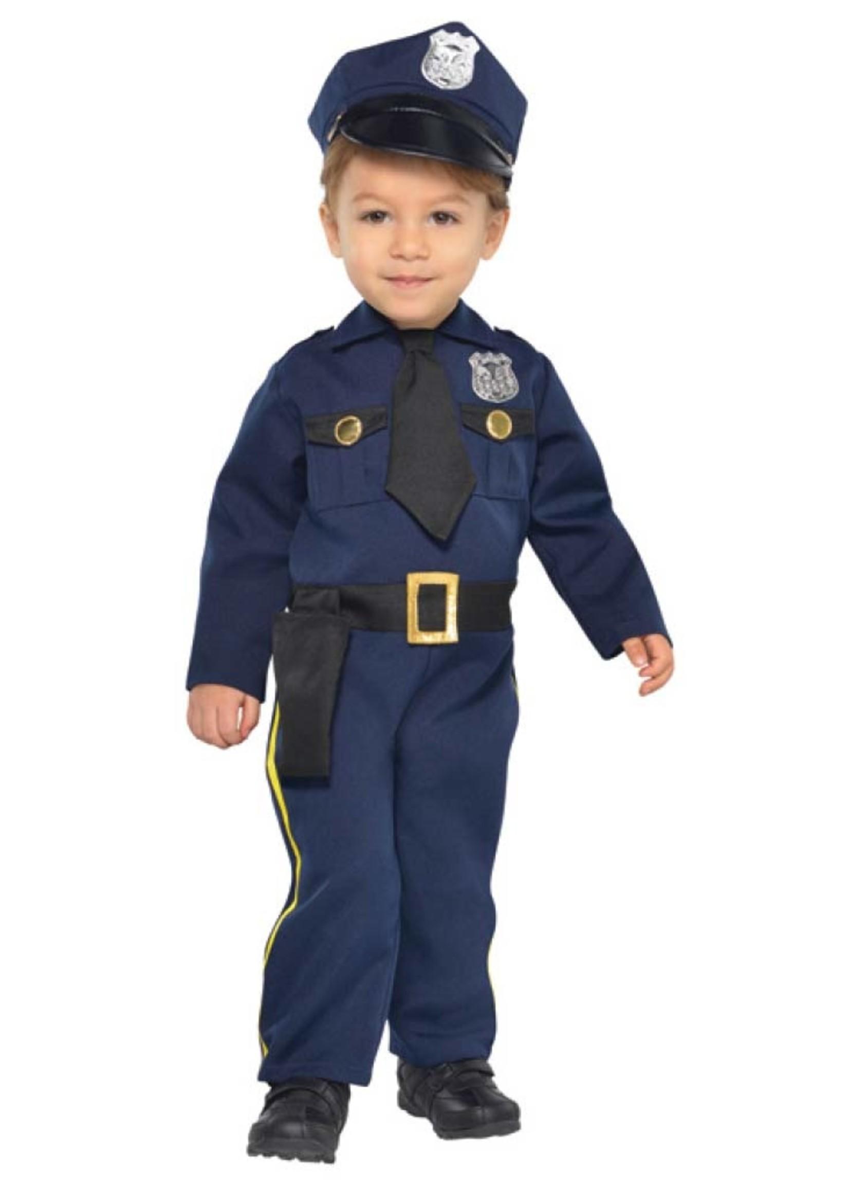 Cop Recruit - Infant