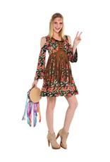 Flower Power Hippie - Women's