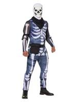 FUN WORLD Fortnite Skull Trooper - Men's