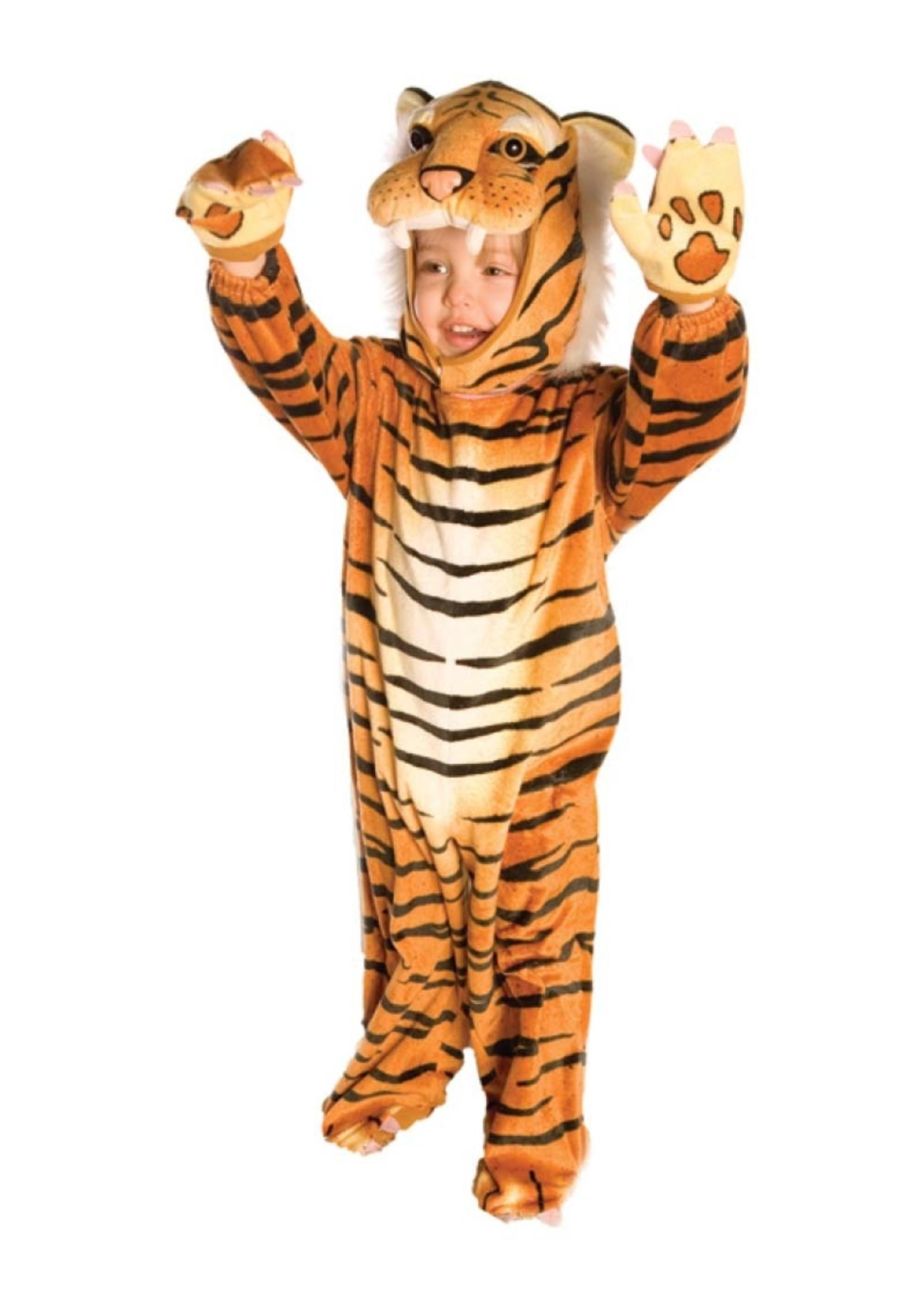 UNDERWRAPS Tiger - Toddler