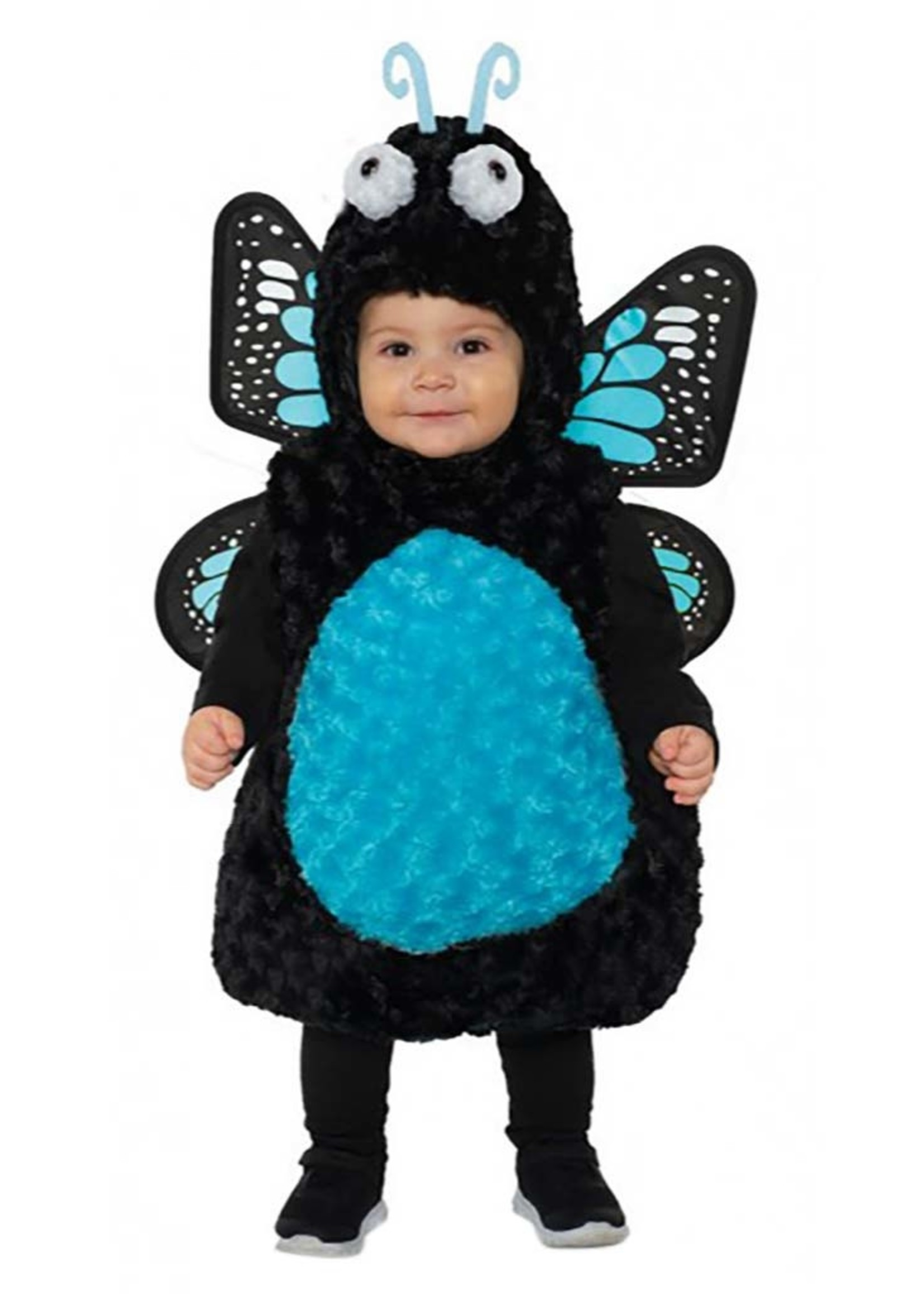UNDERWRAPS Blue Butterfly - Toddler