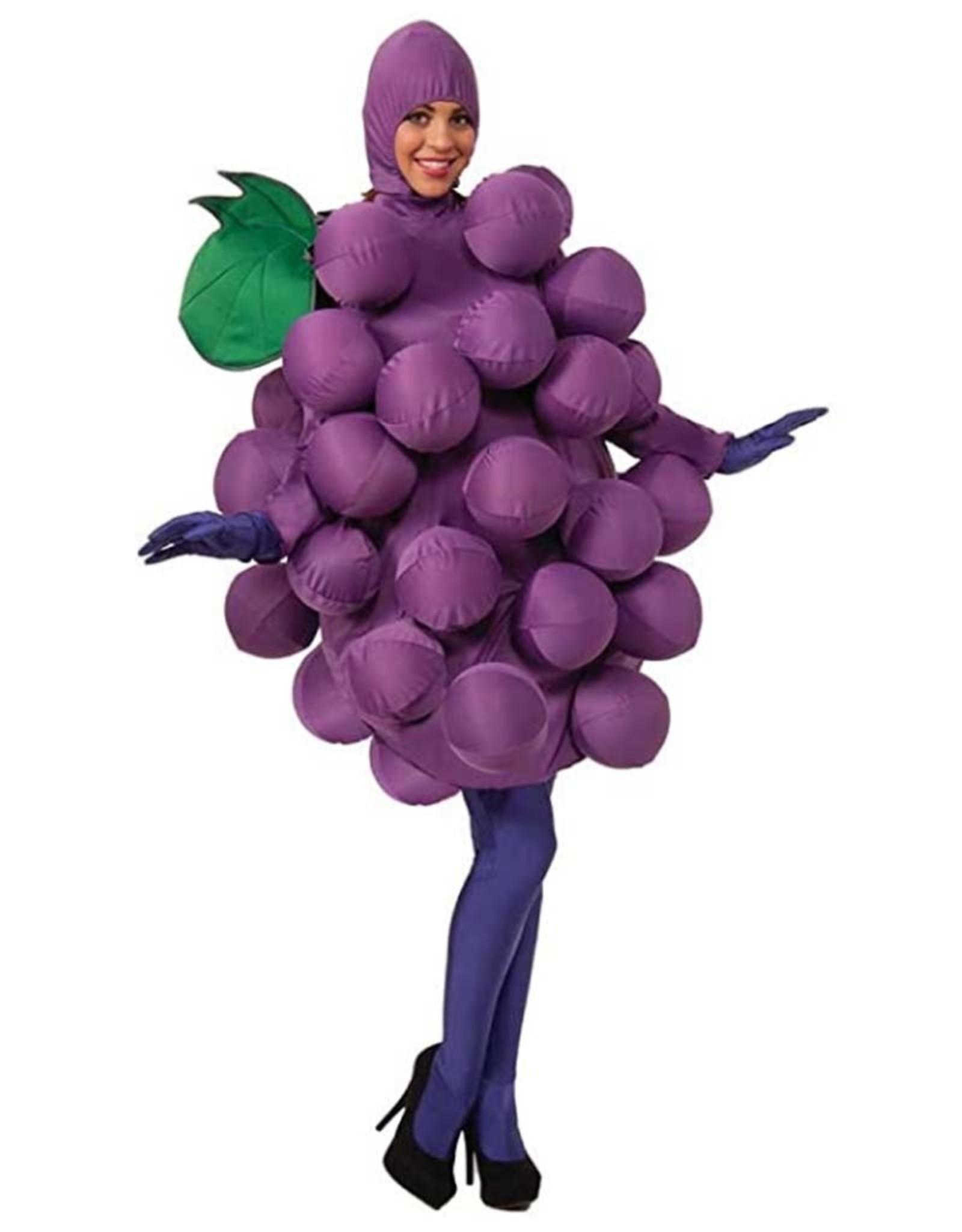 FORUM NOVELTIES Purple Grapes - Humor