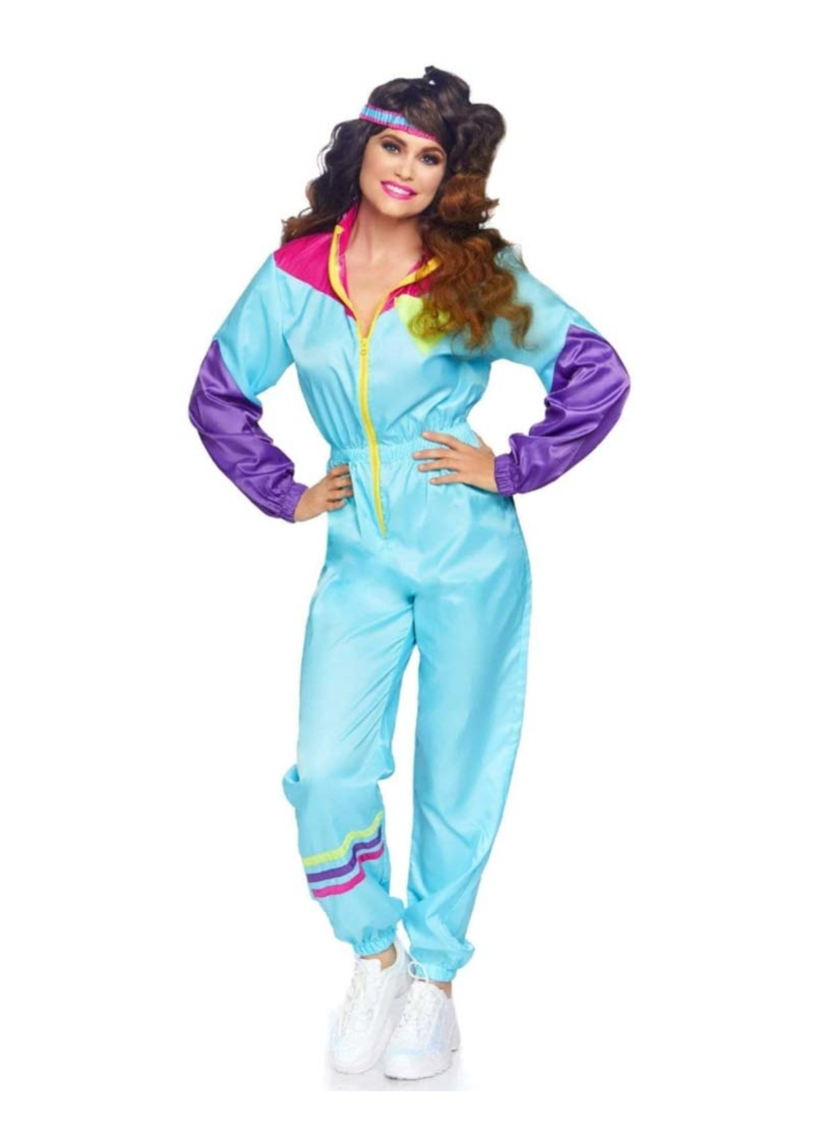LEG AVENUE Awesome 80's Track Suit - Women's