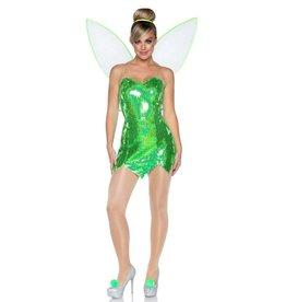 LEG AVENUE Green Fairy - Women's