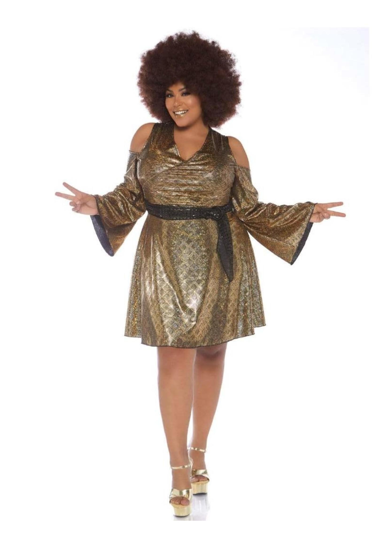 LEG AVENUE 70's Disco Doll - Women's