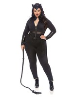 LEG AVENUE Sultry Supervillian - Women's