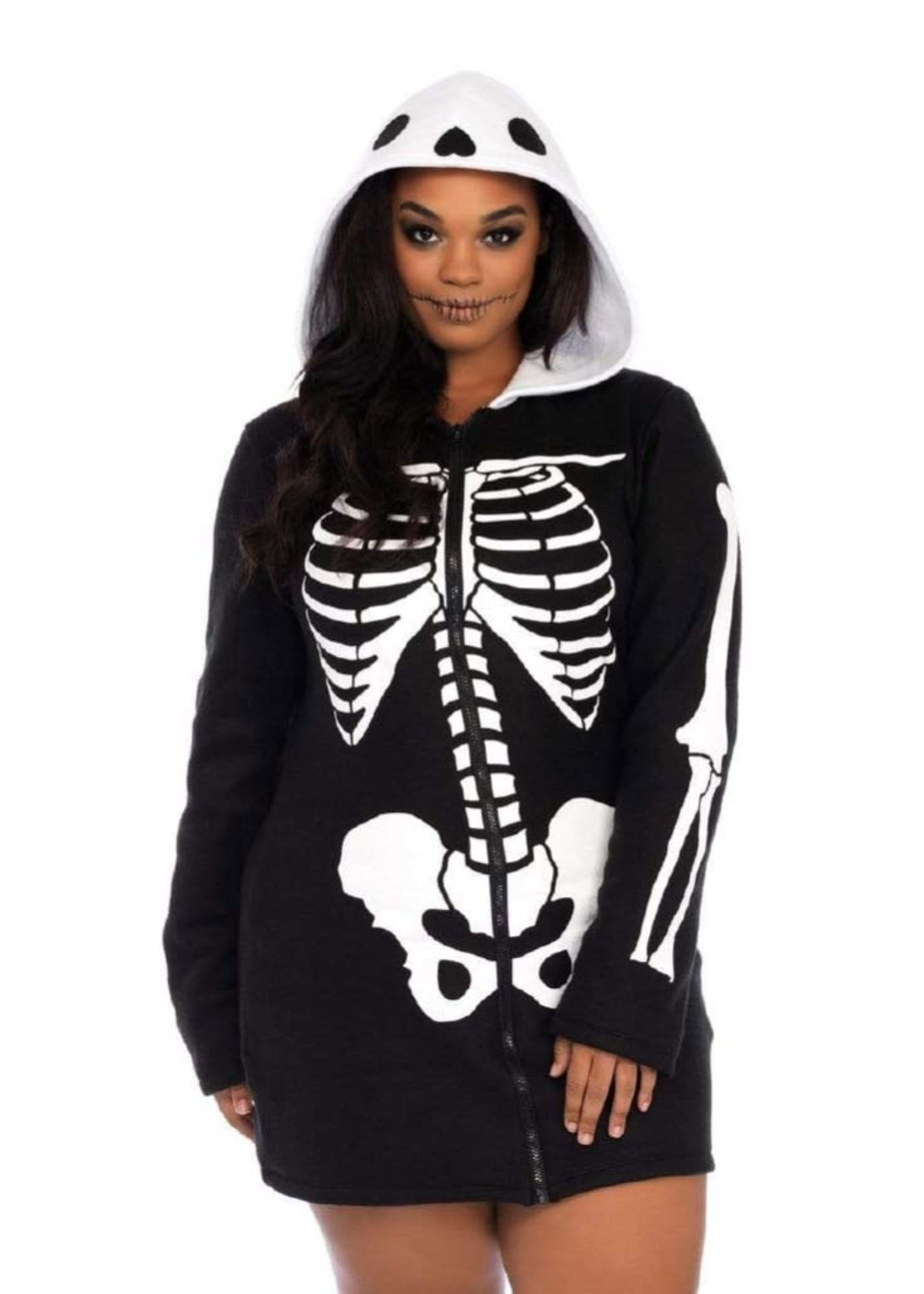 LEG AVENUE Cozy Skeleton - Women's
