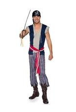 LEG AVENUE Plank Walking  Pirate - Men's