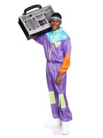 LEG AVENUE Awesome 80's Track Suit - Men's
