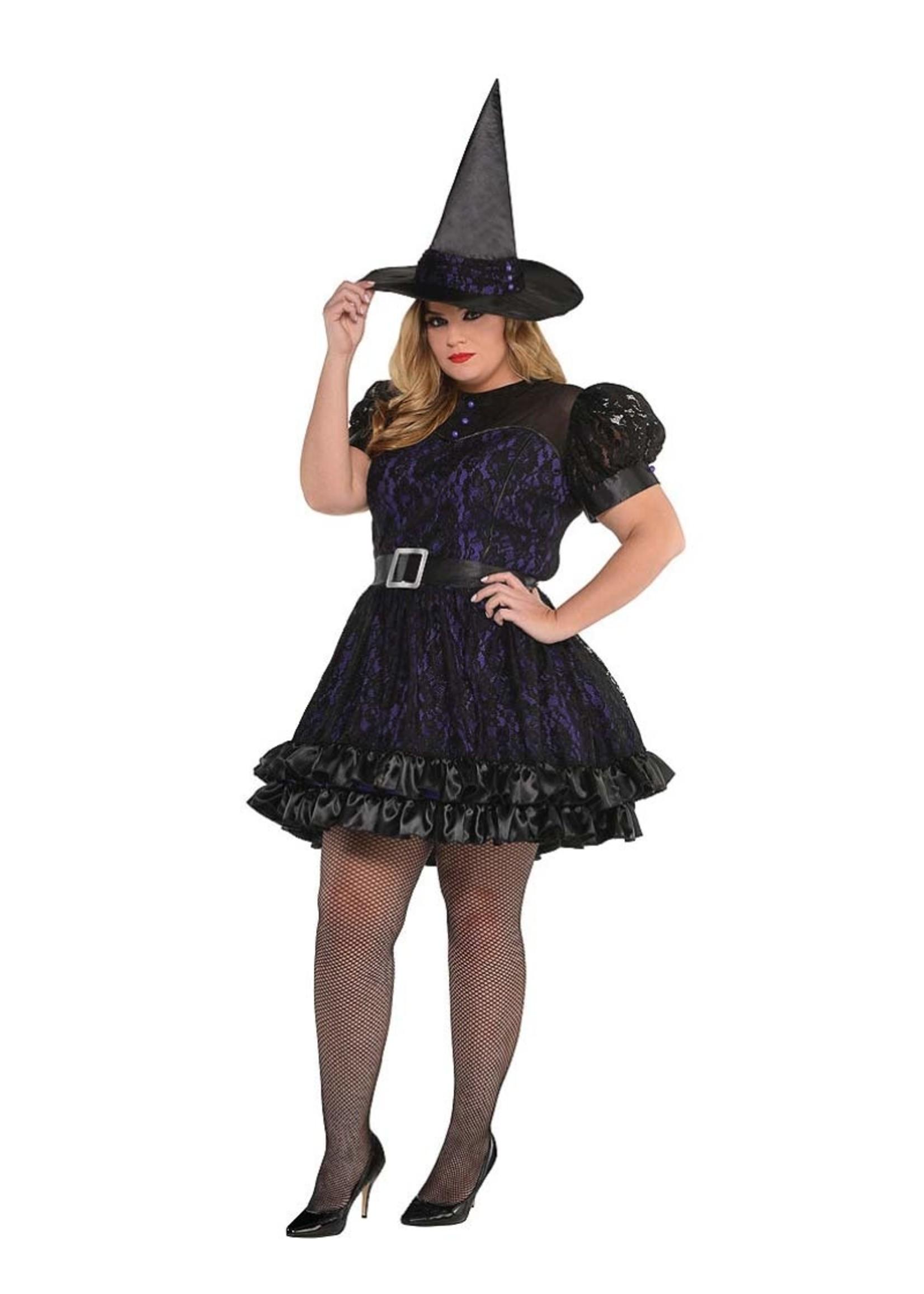 Black Magic Witch - Women's Plus