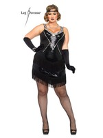 LEG AVENUE Glamour Flapper - Women's Plus